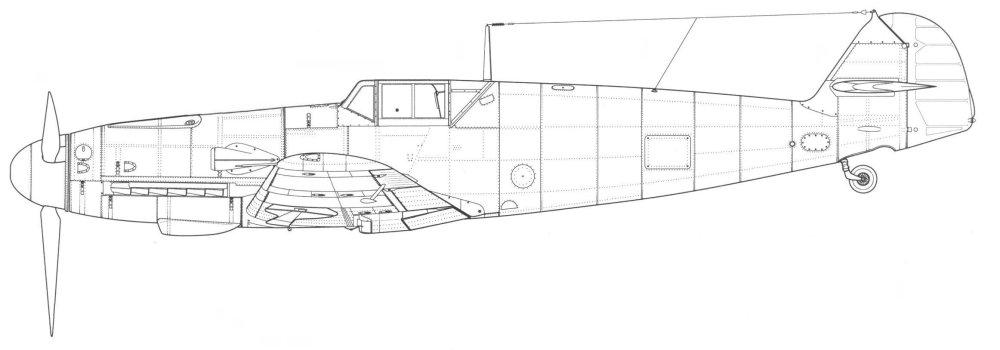 1 32 Trumpeter Messerschmitt Bf 109f-4 - Page 3
