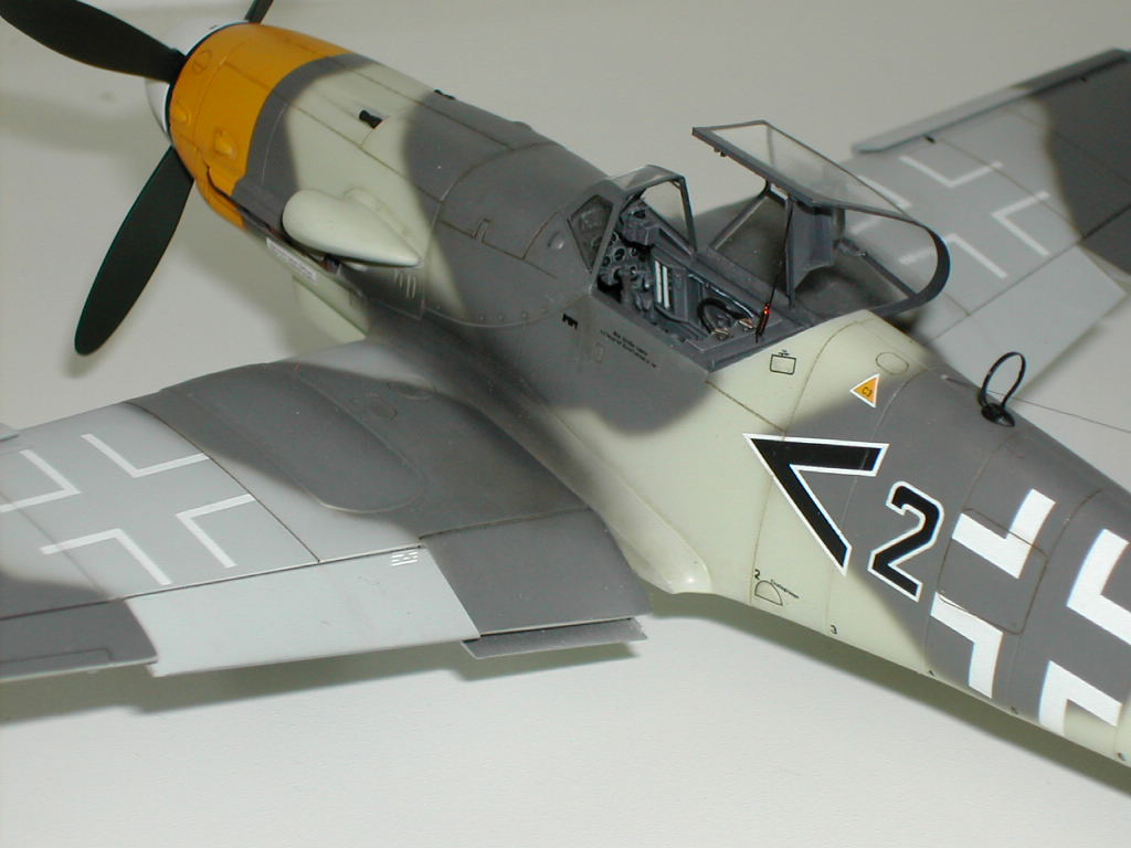 Barry Numerick S Bf 109k 14