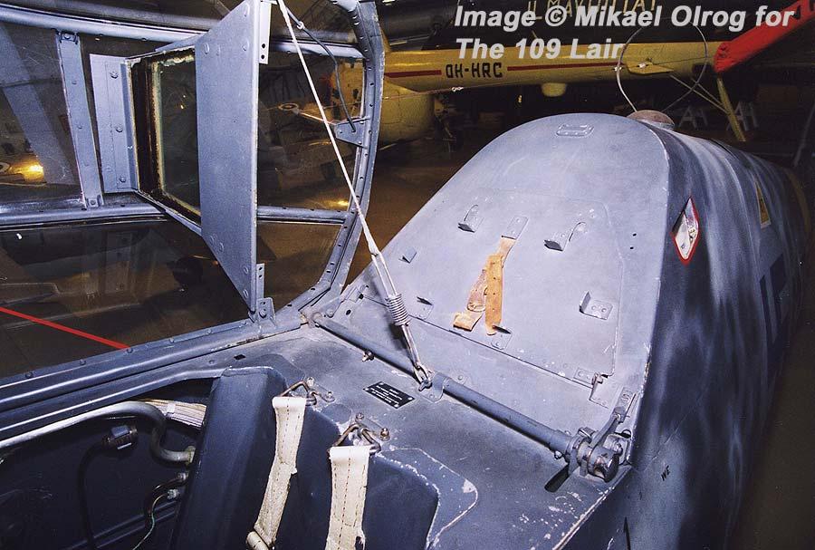 Messerschmitt Me109g 14 W Nr 167271